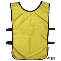 Sports Training Bibs Vests Top Gold